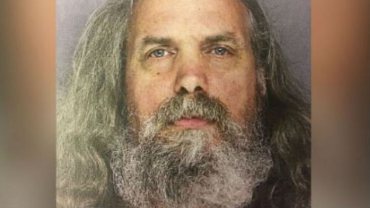 Officials acting on a tip Thursday found 51-year-old Lee Kaplan at his Bucks County home along with the girls, ranging in age from 6 months to 18 years.