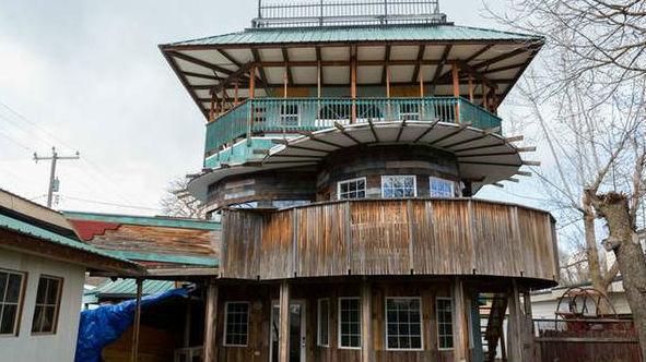 Spokane's Mot Unique Home Up For Sale (PHOTO: Craigslist)