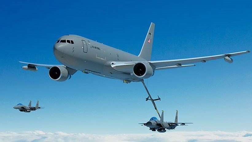 The KC-46A (PHOTO: Boeing)
