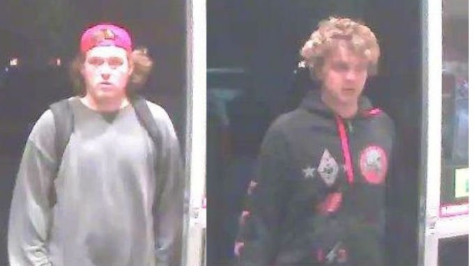 The suspects in the robbery were arrested Friday, thanks to a citizen's tip.