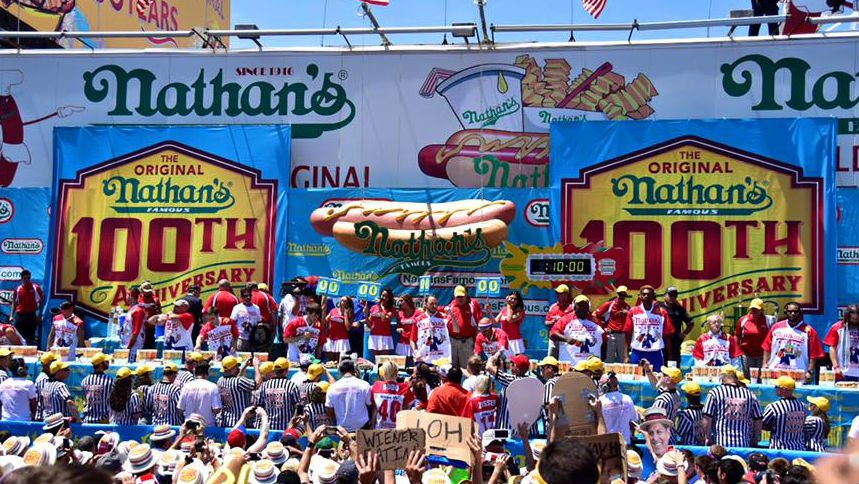 Photo: Nathan's Famous/Facebook