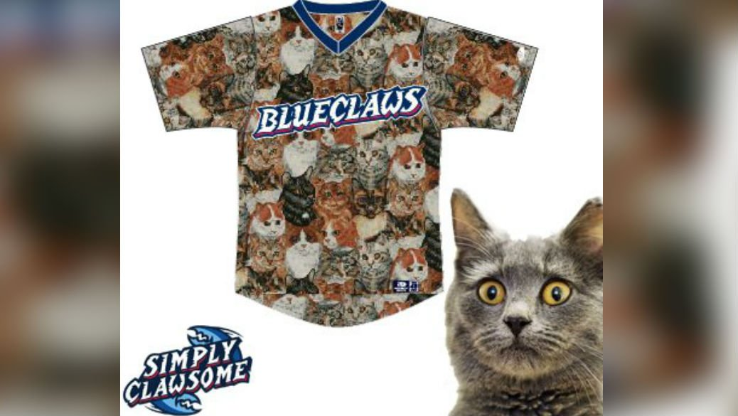 PHOTO: Lakewood BlueClaws/Twitter