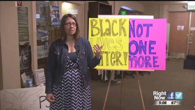 Organizers prepare for black lives matter vigil in spokane for Betterall motors yakima wa