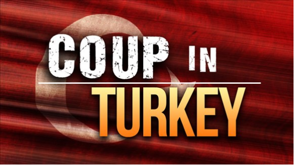 Turkey's prime minister says a group within Turkey's military has engaged in what appeared to be an attempted coup.