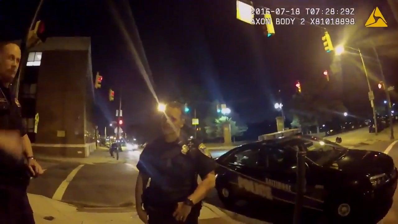 PHOTOS & VIDEO Courtesy of the Baltimore Police Department