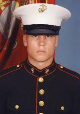 Olson joined the Marine Corp in 2006 right after graduating from Republic High School