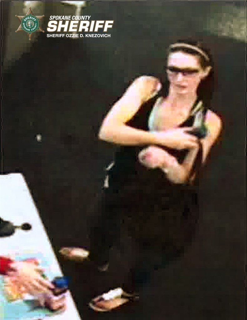 Call crime check if you recognize this woman