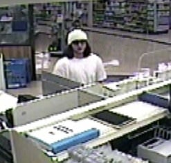 Suspect at counter in September 5 Rite-Aid pharmacy robbery