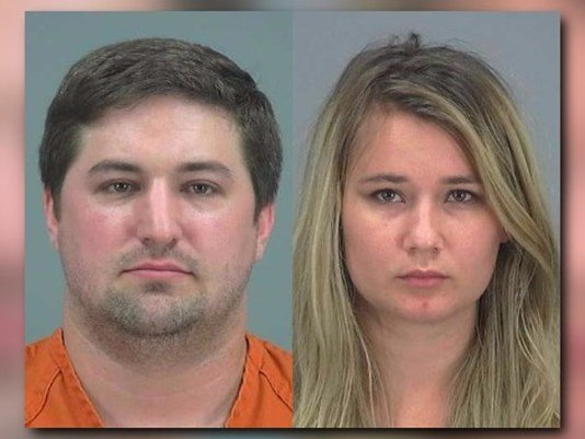Brent Daley, 27, and Brianna Daley, 25 (Photo: PCSO)