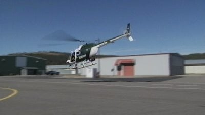 The sheriff's office and Spokane Valley Police spent $7,873.41 in costs associated with the sheriff's helicopter