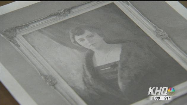 Frank Brown's grandmother Marianne Burns opened the Jewel Box in 1923.