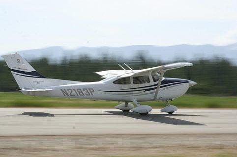 Patrick Gardiner's $340,000 Cessna