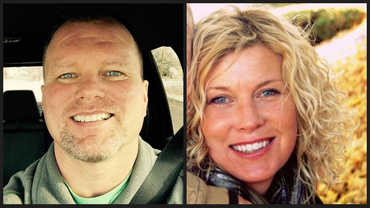 Brenda and Dan Kenison, the brother and sister ambushed at a Spokane Valley home by Gilberto Delgado on August 15, 2016.