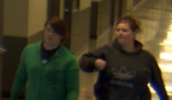 This pair was arrested after stealing from gym lockers at East Valley and West Valley High Schools