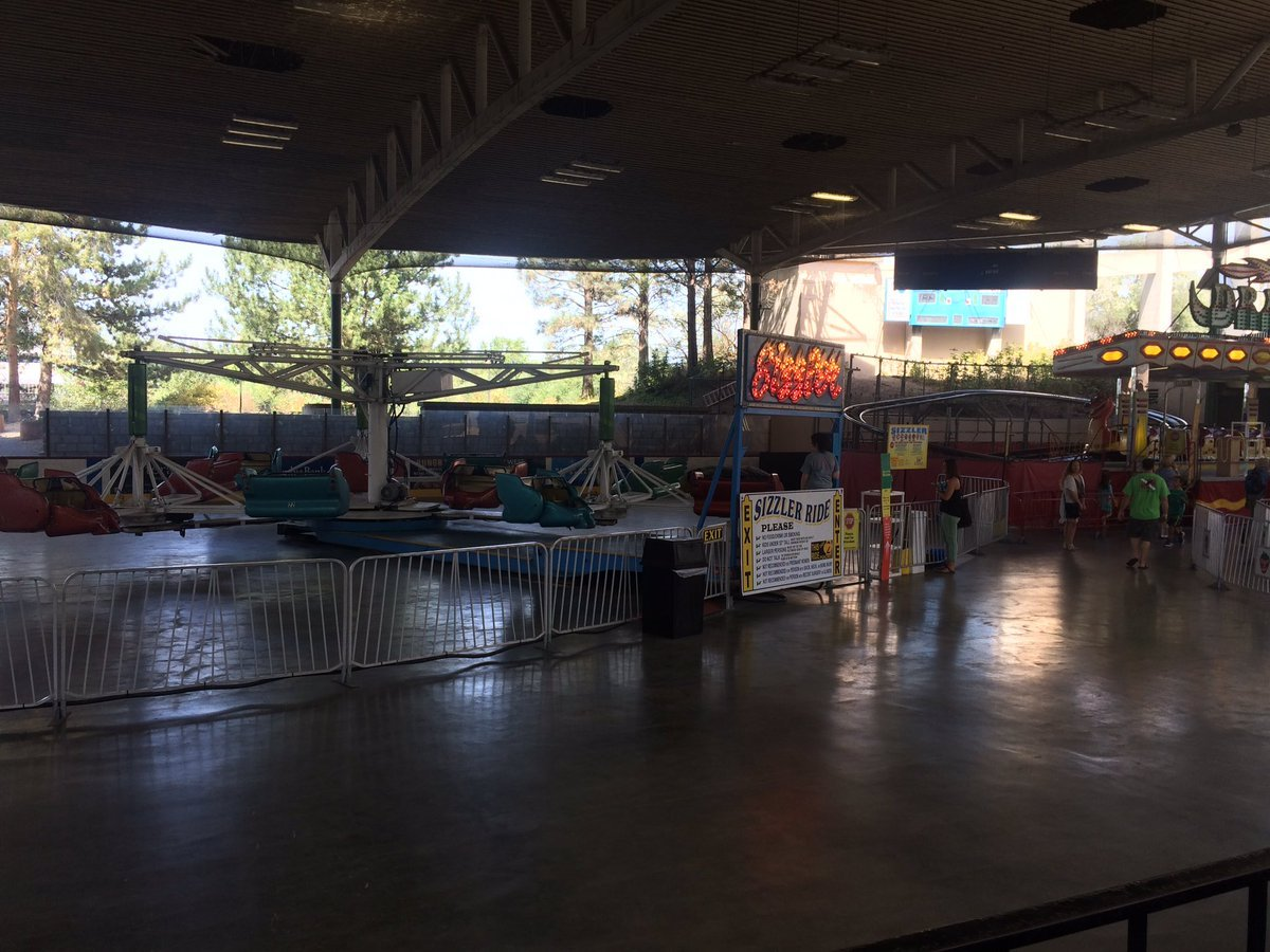 The Parks and Rec department says the rides are draining money.