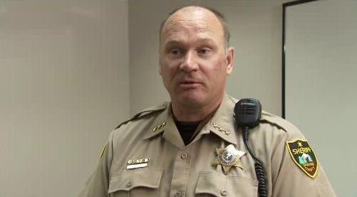 Spokane County Sheriff Ozzie Knezovich