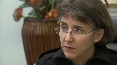 Spokane Police Chief Anne Kirkpatrick (File Photo)