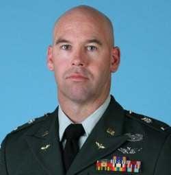 U.S. Army Chief Warrant Officer Niall Lyons