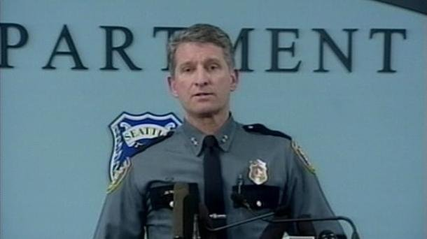 Seattle Police discussed the case in a Monday afternoon press conference