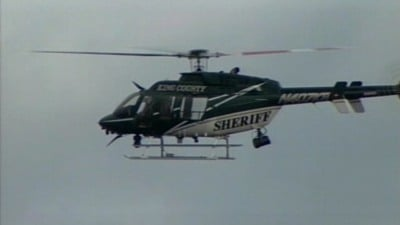 King County Sheriff's Helicopter