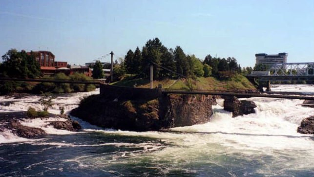 New Salish name for Canada Island in Riverfront Park Revealed