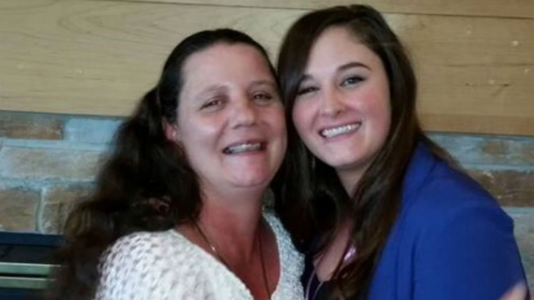 Rita Maze (Left) and her daughter (right) (PHOTO: Facebook/GoFundMe)