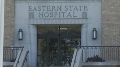 Eastern State Hospital is a state psychiatric hospital