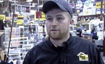 Ranch and Home' Store Manager Bobby Nelson says he can understand why people turn to the spray