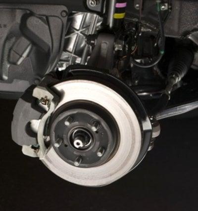 Toyota Prius Brake System