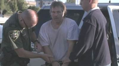Phillip Paul is taken into custody in Goldendale after nearly 4 days on the run