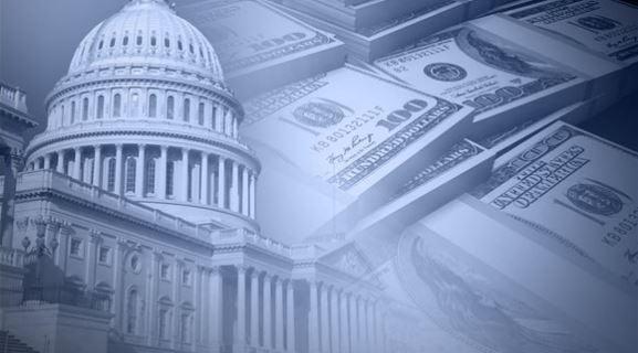 The Latest: Senate passes $4 trillion budget blueprint