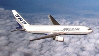 Boeing is expected to offer a military version of its 767 passenger jet to the Air Force. File Photo