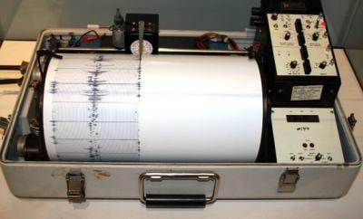 Seismometer, (File Photo)