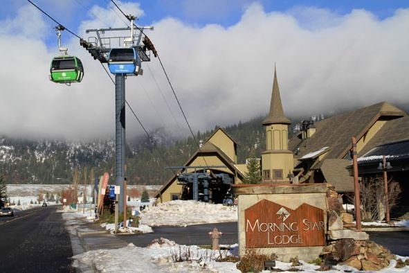 Silver mountain resort selling for 5 million dollars for Silver mountain cabins