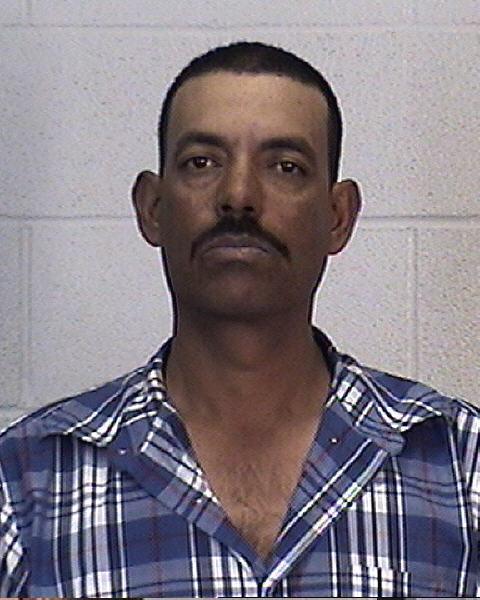 Murder suspect Martin Ochoa Ramos
