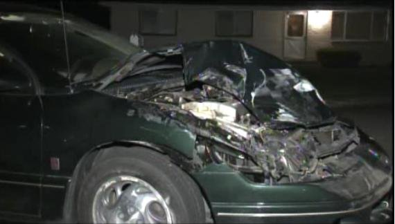Stolen Honda Civic