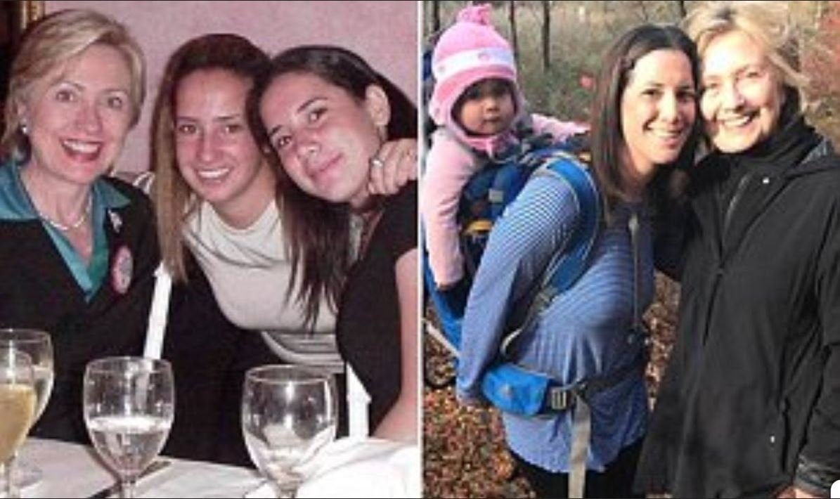 Margot Gerster claims she ran into Hillary Clinton while hiking the day after the election. However, after an old picture surfaced of her with Hillary Clinton from years back, many are questioning the validity of her story.