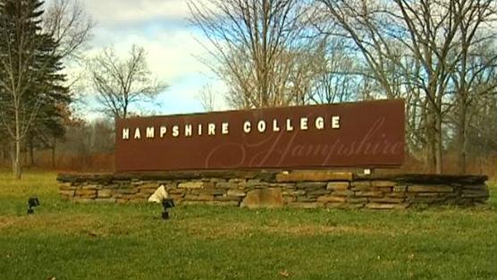 Hampshire College. Photo: NBC