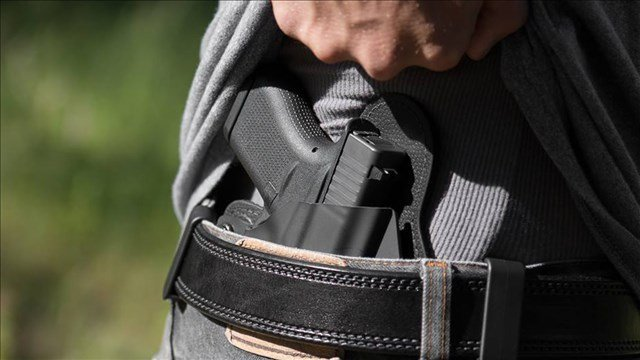 There is a growing demand for concealed carry permits in Idaho after a new law went into effect this year.