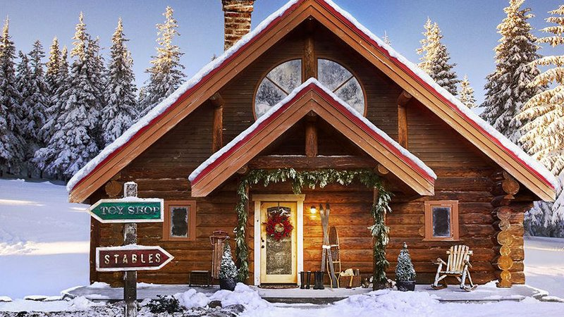 Photos santa 39 s north pole house on zillow nbc right now for Betterall motors yakima wa