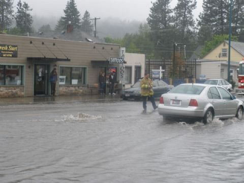 (Photo taken in the past 24 hours from KHQ Viewer Jerrid in CDA)
