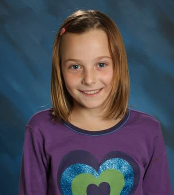 9-year-old Olivia Chaffin