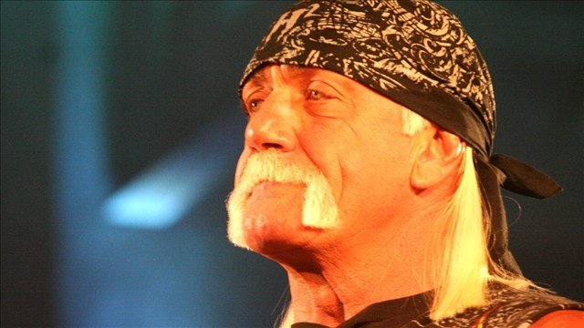 Hulk Hogan could have used his signature leg drop on thieves who stole a delivery from the front porch of his Florida mansion.