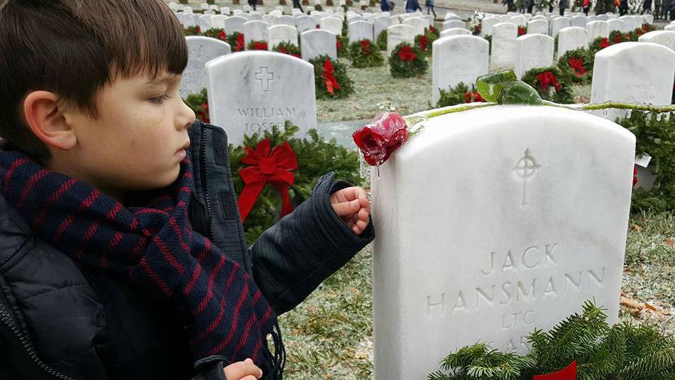 Photo: Wreaths Across America/Facebook