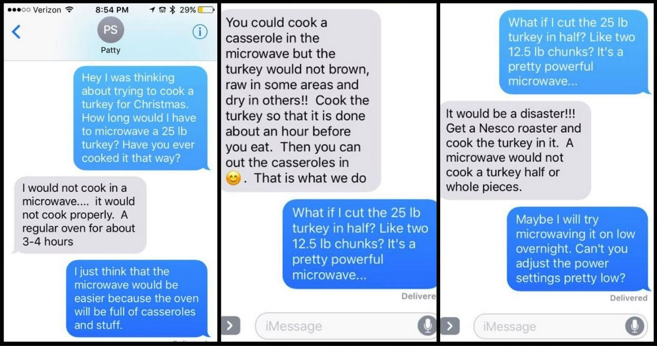 Can You Prank Your Mom The 25 Pound Turkey Challenge News Khqcom