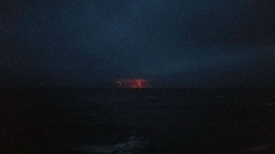 Photo: Alaska Volcano Observatory/Facebook