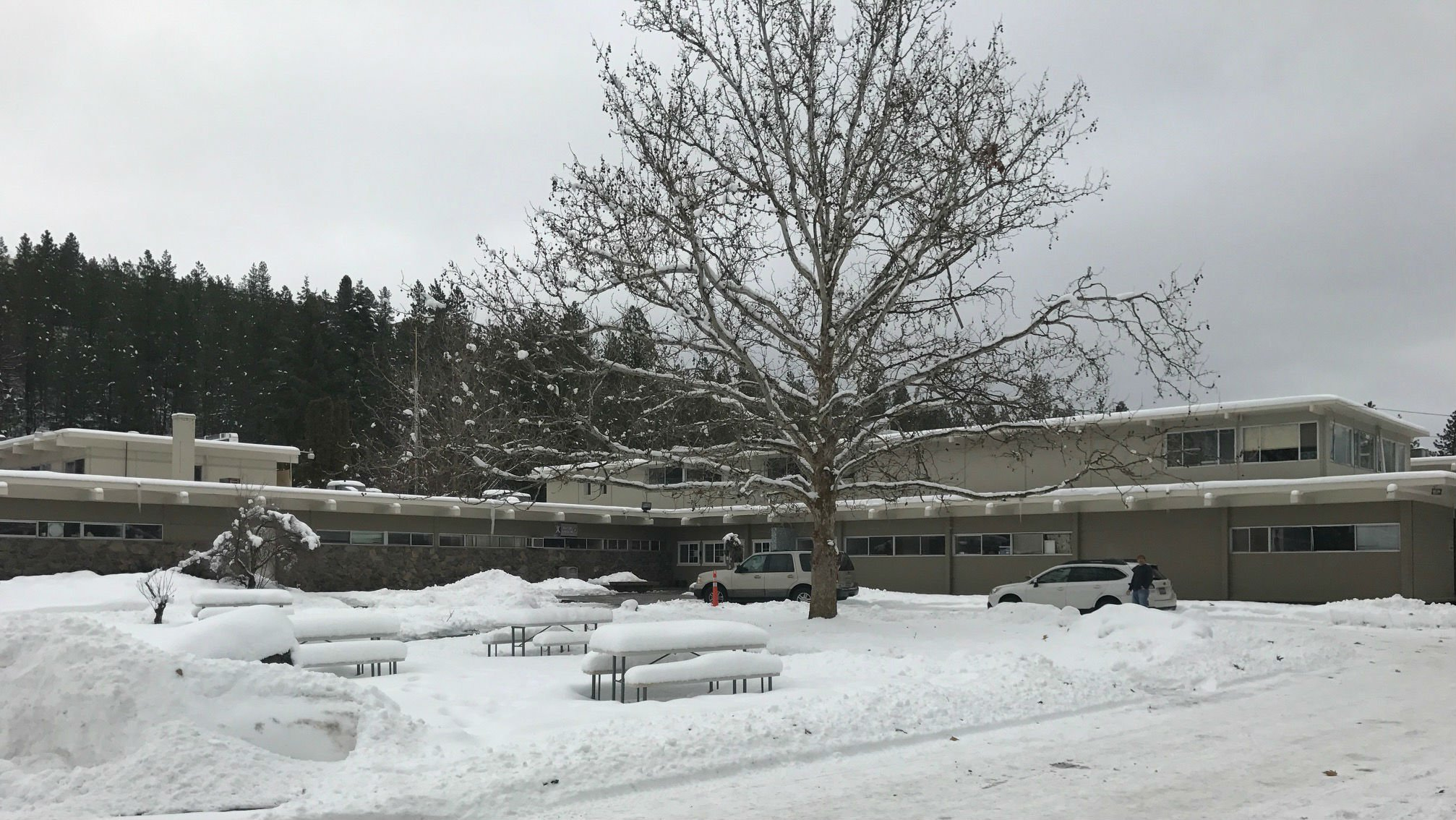 Detectives within the Spokane Police Department are investigating a rape involving a 10-year-old girl and a 13-year-old boy, both of them clients of Excelsior Youth Center.