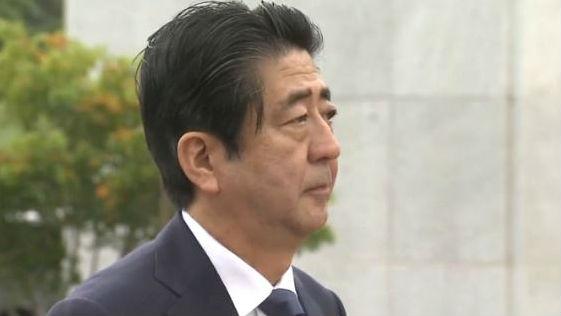 Shinzo Abe. Photo: NBC