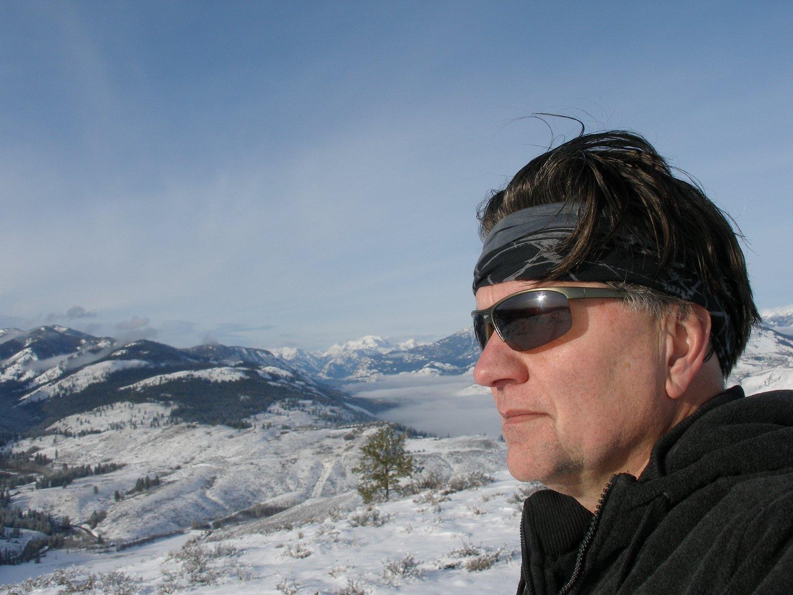 Mark Swenson is still missing