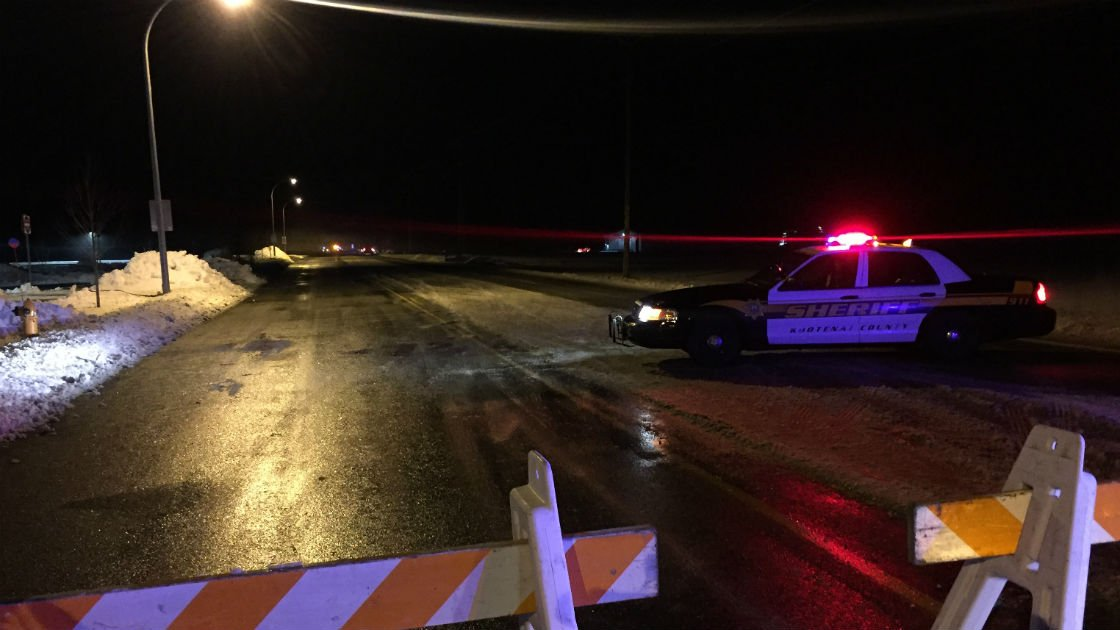 Hours-long standoff ends peacefully in Post Falls